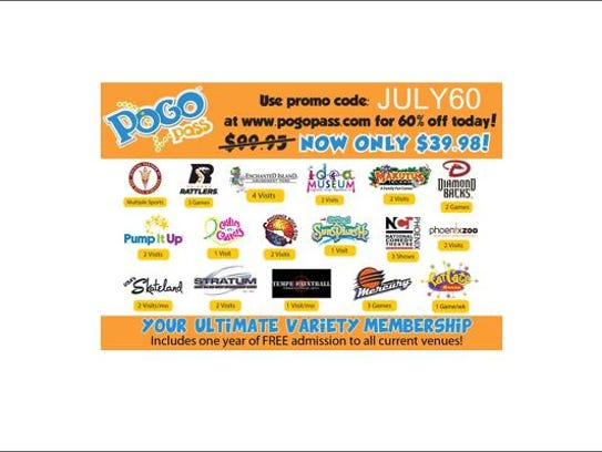 Save money with 50 Pogo promo codes, discount codes in December Today's top Pogo discount: Free Way To Play. Get $8 Off First Year Monthly subscription. No discount coupon code is .