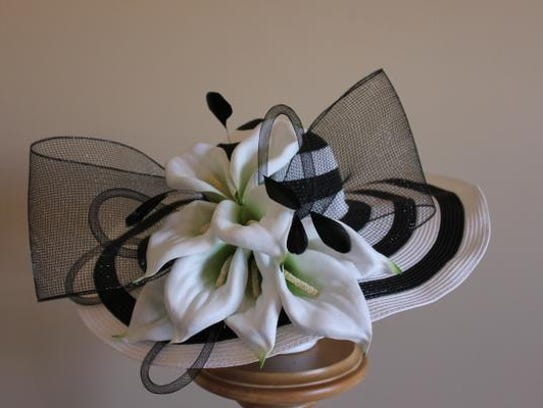 Hats Off by Helen. Saturday, April 14, 5-7 at The Peppermint
