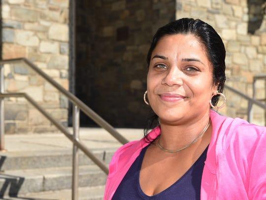 Arlene Ferrer of the City of Poughkeepsie.