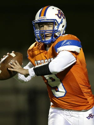 Quarterback Ethan Herbst has helped lead Appleton West into the playoffs.