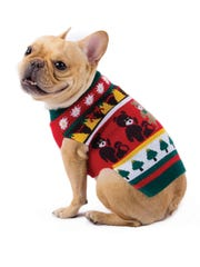 "PetSmart is marketing what it calls an ""ugly sweater"""
