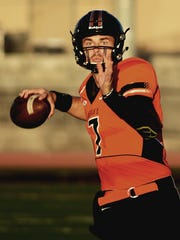 Quarterback Jake Luton, the National Division leader