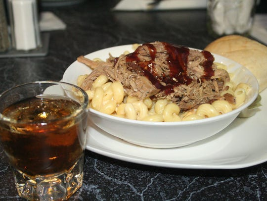 JB's Whiskey Creek is proud of its House Made Mac and