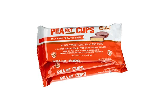 No Whey! Pea Not Cups.