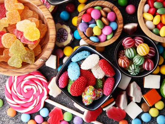 Can't stop at just one piece of candy? You might be