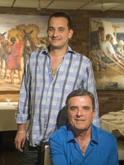 Meet father-son duo Tomaso and Joey Maggiore, who cook