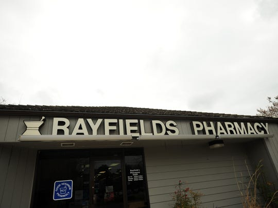 Rayfield's Pharmacy in Nassawadox, Va., is celebrating 40 years of business on the Eastern Shore this month.