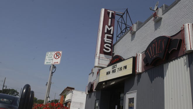The Times Cinema, 5906 W. Vliet St., has been showing movies since 1935.