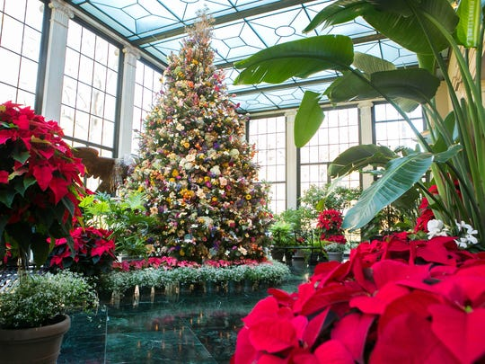 Yuletide opens at Winterthur Museum, Gardens and Library Nov. 17 and ends Dec. 6.