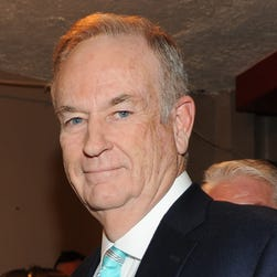 """Fox News commentator and author Bill O'Reilly is shown here at the Comedy Central """"Night Of Too Many Stars: America Comes Together For Autism Programs"""" at the Beacon Theatre in New York in 2012."""