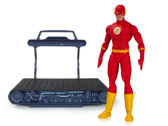 """A """"Crisis on Infinite Earths"""" Flash comes with a Speed"""
