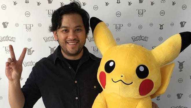 Eric Medalle, 42, a creative director for Pokemon International who grew up in Detroit, died in Seattle Mar. 13 when a tree crashed onto his SUV.