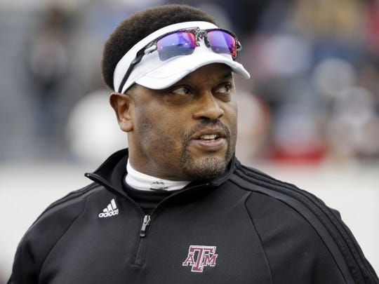 Kevin Sumlin has lost five games in each of his last