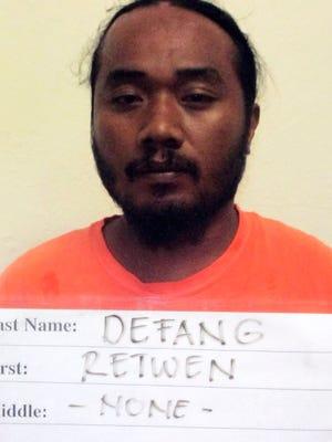 Retnen Defang, also known as Retwen Defang