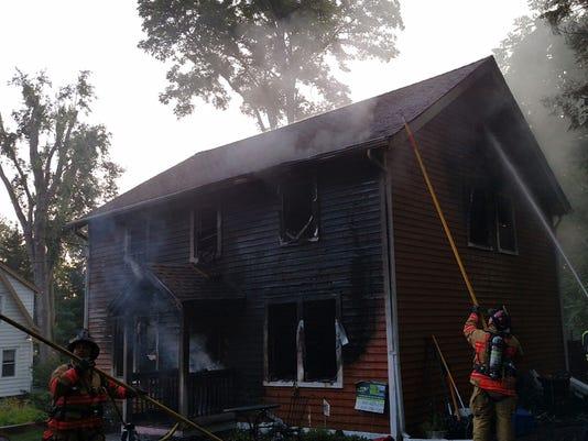Fitchett fire