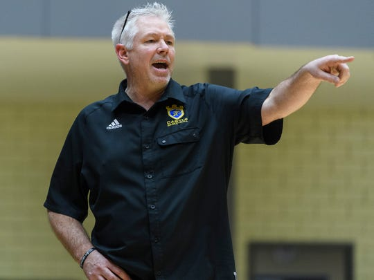 Bob Meier, who has guided Castle to a 46-6 record, won his second all-Metro Coach of the Year honor.