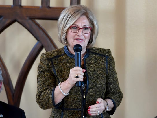 Congressman Diane Black participated in the 2018 South