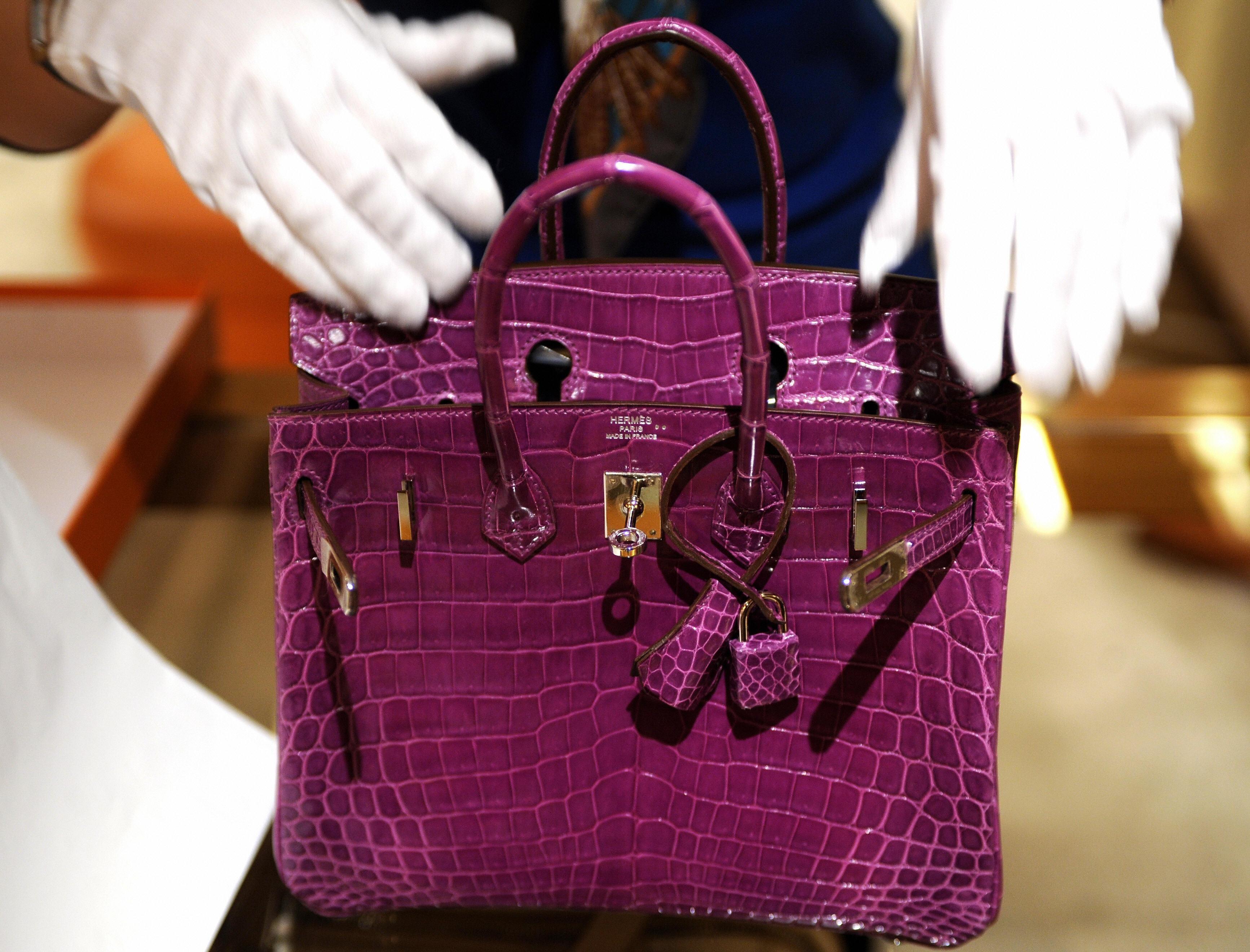 hermes birkin for sale - Birkin asks Hermes to take her name off croc handbag