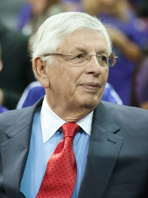 NBA commissioner David Stern had a street named after him in Sacramento for his part in saving the team.