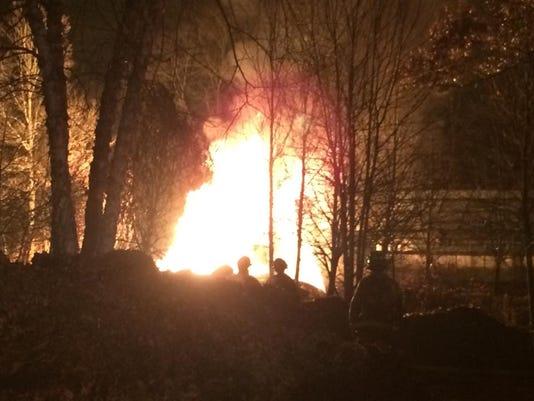 Greenburgh nursery fire