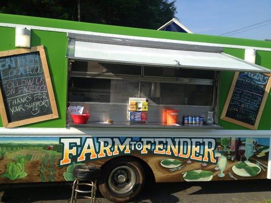 Frozen Custard Food Truck