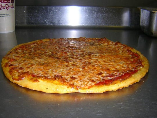 Streets of New York serves pizza at Hohokam Park.