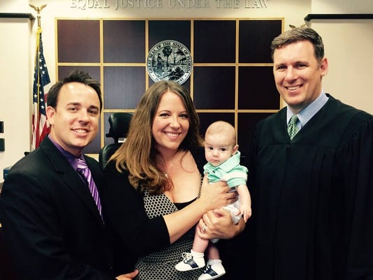 Finalizing adoption