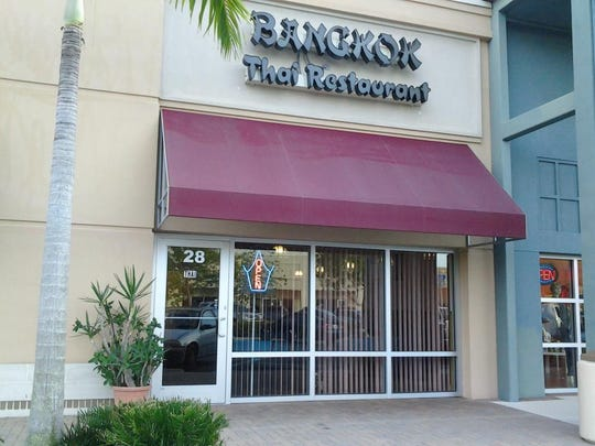 Bangkok Thai opened in 2002 in southern Fort Myers.