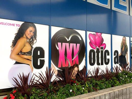 The Exxxotica expo in Edison.