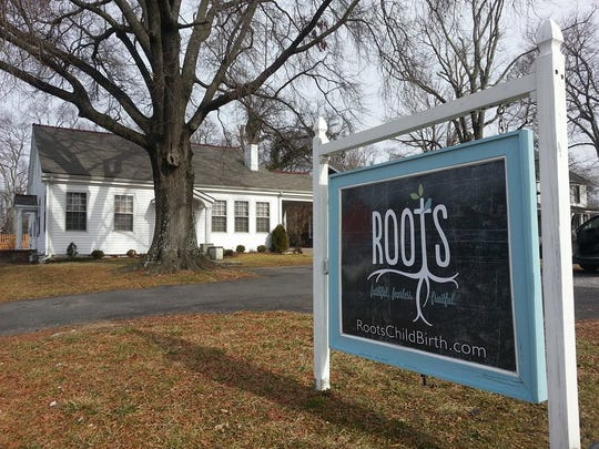Roots Childbirth is located at 420 E. Main St., in Gallatin, just off the Square.