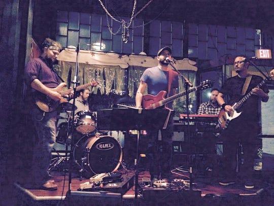 Portland indie folk rock band Weekend Assembly