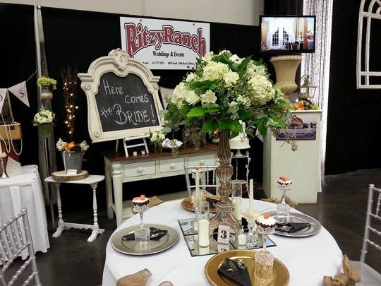 Come find out what the latest wedding trends are, see