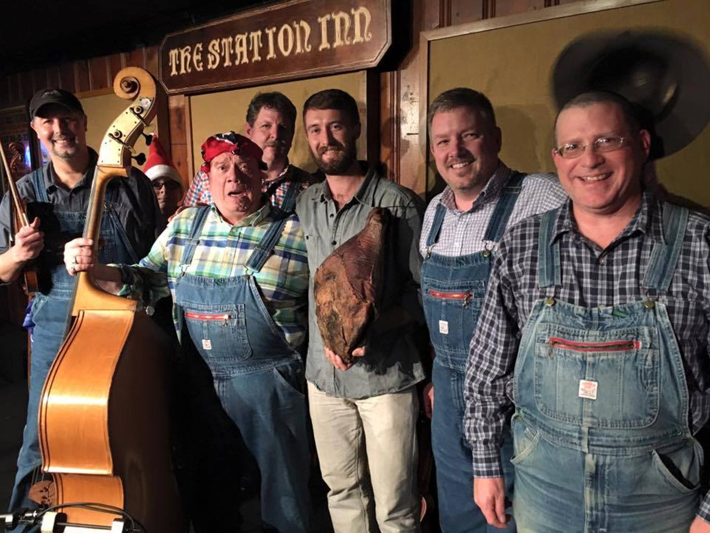 The Tennessee Mafia Jug Band will perform Jan. 16 at The Arts Center of Cannon County.