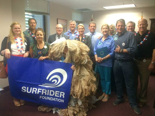 Surfrider Foundation, Florida Coasts and Oceans Lobby Day