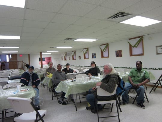 Montgomery Evangelical Free Church of the Belle Mead section of Montgomery Township and Faith in Action Church in Manville are partnering to feed the hungry in Manville. The opening meal was on Jan. 16.
