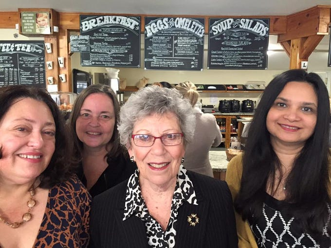 Lohud Coffee Chat at Red Hill Cafe in New City