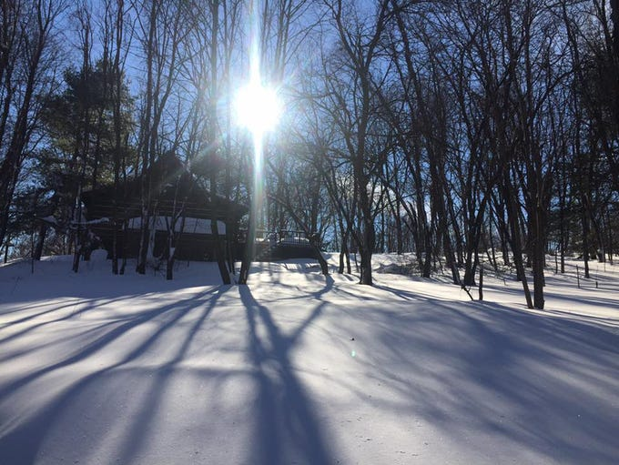 Historic snowfall happened in Lebanon County this past