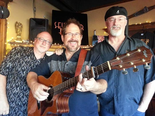 Seymour Baker Band plays acoustic Americana, blues and folk.
