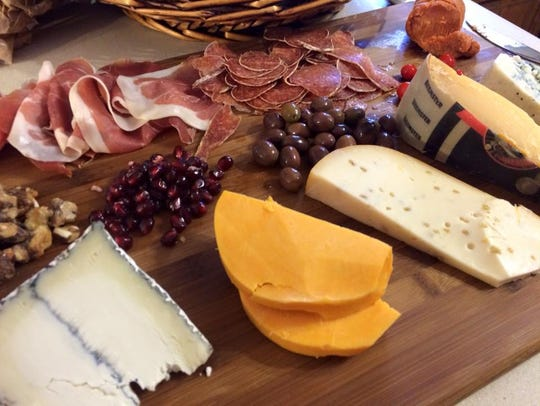 Navieve Fromagerie will be one of three businesses
