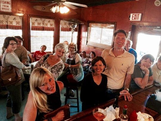 Cajun Claws in Abbeville holds fewer than 100 people,