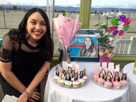Karina Cervantez Alejo recently celebrated her birthday with a fundraiser.