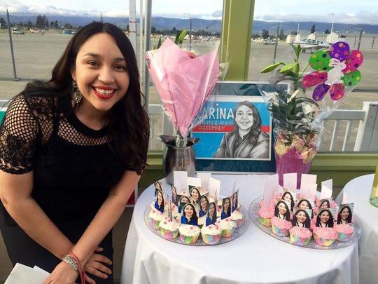 Karina Cervantez Alejo recently celebrated her birthday