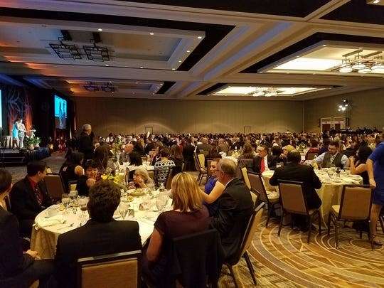 Personalidades del sector público, político y cultural, se dieron cita el jueves 7 de abril para ser parte del 47 aniversario de CPLC, que se celebró en el Hotel Hotel Arizona Biltmore.