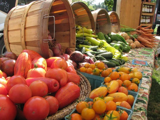 Downtown Oshkosh Farmers' Market