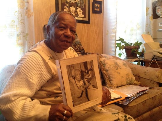 Pauline Copes-Johnson, 88, Harriet Tubman's great grand