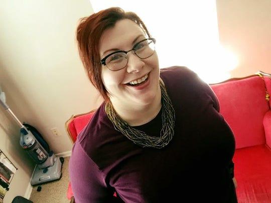 Becky Lehr, president of the Shreveport-Bossier chapter