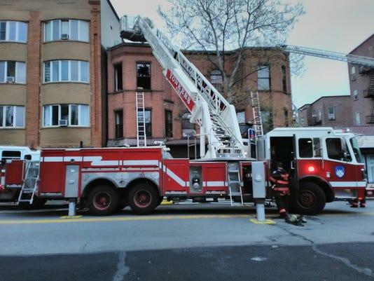 Yonkers fire