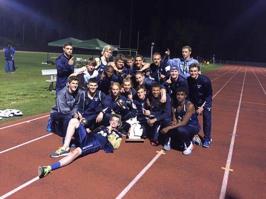 Marysville Track and Field team