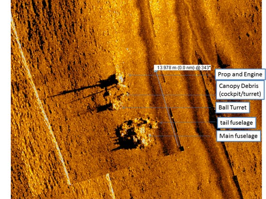 Advanced Imagery made possible by donors to Project RECOVER