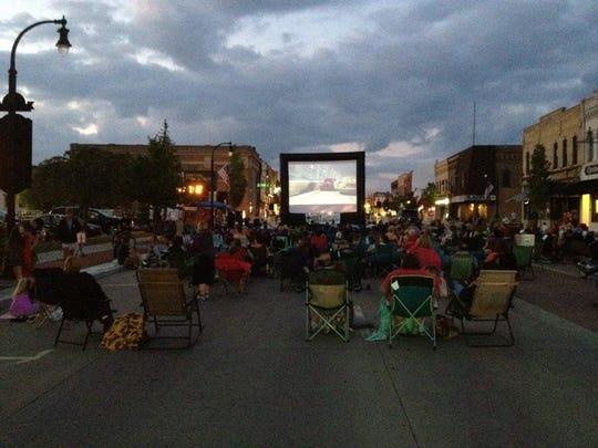 Hub City Days' Movie on Central